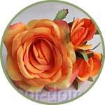 Розы - цветы для декора