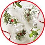 Прозрачные пластиковые шары для декора купить