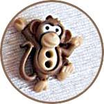 Фигурки обезьян к 2016 году купить