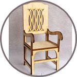 Кресло для кукол и мишек тедди