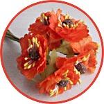 Цветы, цветочки для декора купить