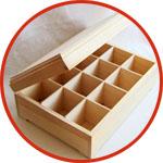 Шкатулки деревянные -заготовки для декора