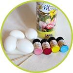 Набор для пасхального марморирования яиц