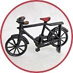 Ретро-велосипед миниатюрный