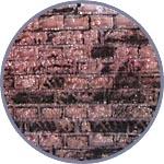 Штампы силиконовые для скрапбукинга и декора фактура кирпичной кладки