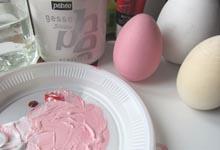 Грунтовка яиц тонированная