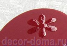 Лаковый цветочек