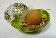 Мастер класс по декору, пасхальное яйцо