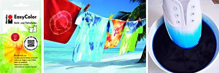 Красители для ручного окрашивания тканей и шелка Marabu EasyColor купить