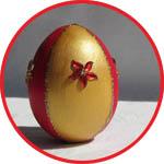 Яйцо пасхальное декор