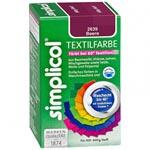 Краситель для шерсти, шелка, синтетики Simplicol Textilfarbe