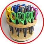 Набор фигурных ножниц