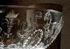 Прозрачный декор стекла