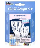 """Набор для """"морозного"""" декора стекла Frost Design"""