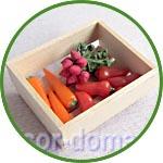 Мини-овощи для декора купить