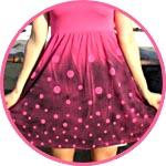 Декор одежды с помощью Marabu Fashion Spray