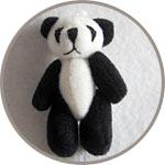 Мишка-панда мини