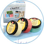 Краски Chalki Vintage меловые