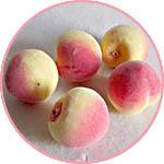 Персики миниатюрные