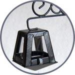 Старинный фонарь миниатюра