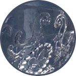Прозрачный стеклянный гель Вива Декор