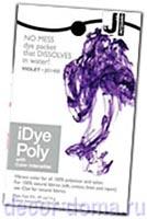 Краситель для синтетического текстиля iDYE POLY, инструкция по окрашиванию