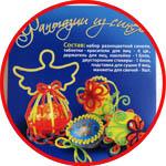 Пасхальный декор из синели
