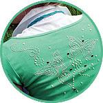 Вива перлен пен - декор одежды